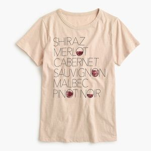 JCREW Shiraz T-shirt